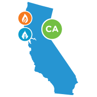 Compare Fixed Amp Variable Natural Gas Plans In California