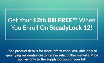 OH SteadyLock 12 - Free Month