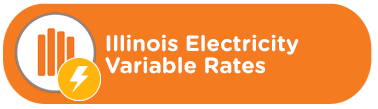 Illinois Electricity Variable Rates